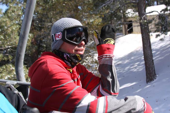 Team rider Spencer Link sharing stories of his summer.