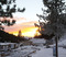 We recieved a dusting of new snow last night and made snow through out the weekend!