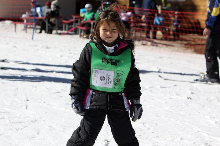 Ski Week is coming up!  Sign your kids up for lessons at the Children's Sports Center.
