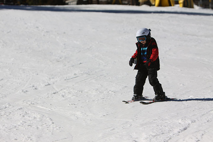 Get your future Olympian started at Mountain High.