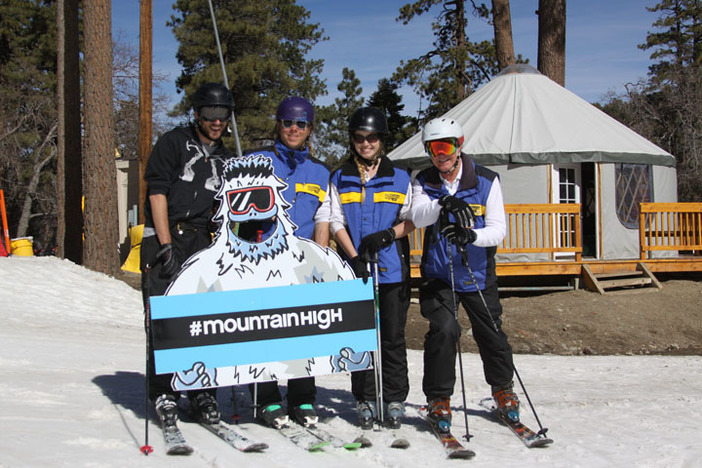 Ski school's in full swing. Are you ready to learn?