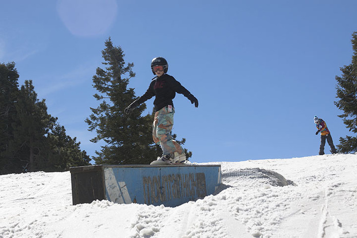 Getting all of the Flower Box top of Lower Chisolm.