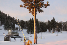 Reopening today with new snow!