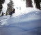 Finding powder stashes days later