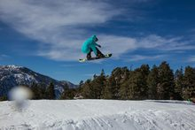 Head to Mountain High for air time in the park.