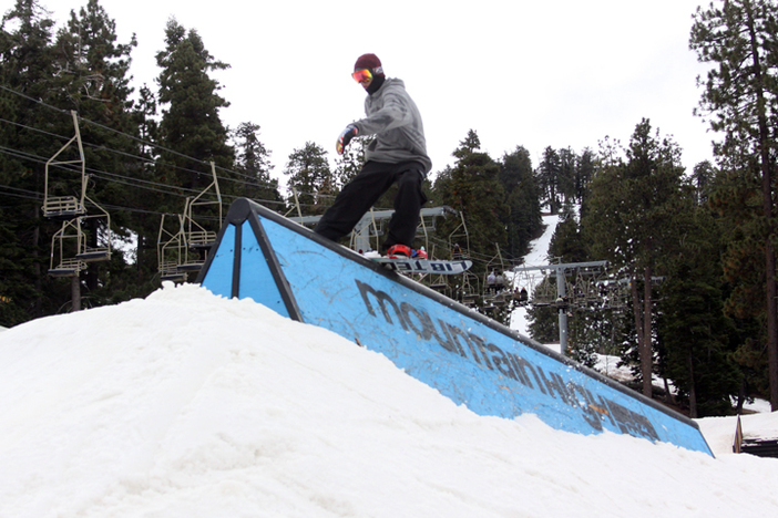 Jibs are looking proper in the Playground.