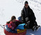 The North Pole Tubing Park is full of friendly staff and tons of family fun!