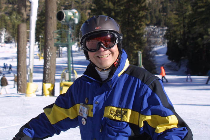 Take a lesson this holiday from one of our friendly Winter Sports School instructors.