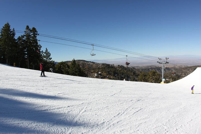 Ditch the heat wave and head to Mountain High where it's more than 10 degrees cooler!
