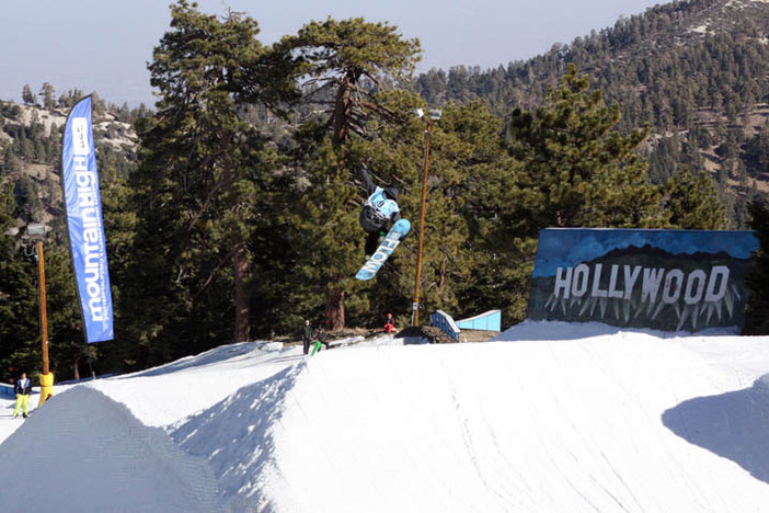 Another one of Yesterday's USASA competitors.