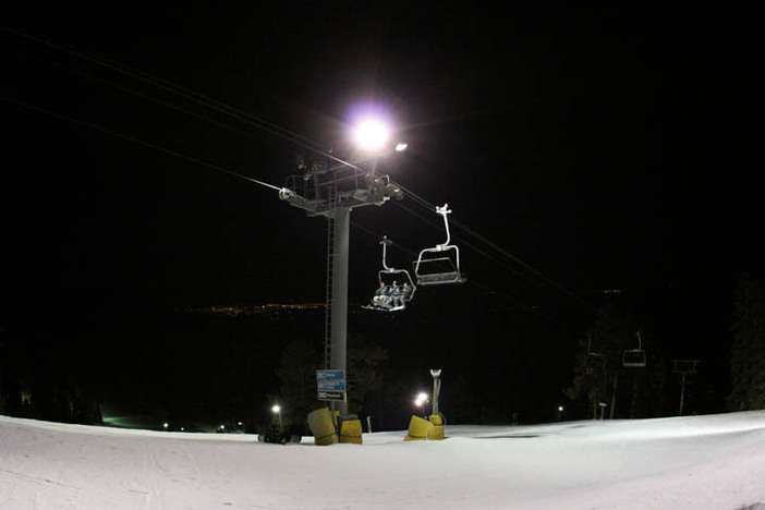 Come ride under the lights tonight, West is open until 10pm!