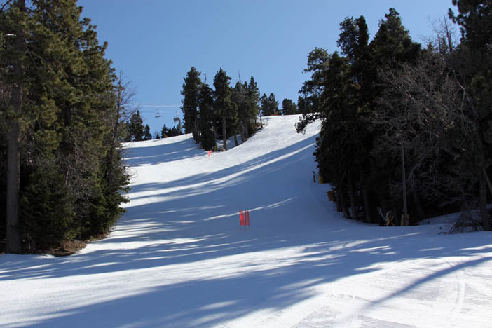 Mountain High is open until 10pm tonight, see ya up here!
