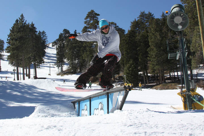 Team Rider Cory Cronk loving the freshly rebuilt park.