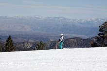 Beautiful views from the top of the East Resort.