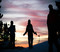 Catching some sunset shots during a recent photo shoot.