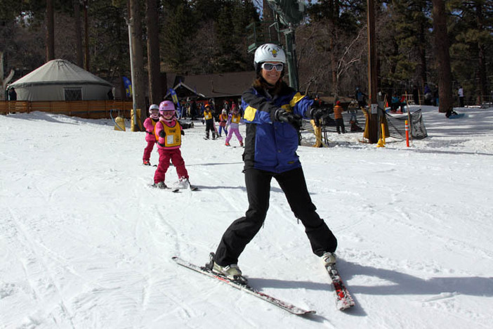 Ski Week is the perfect time to learn at Mountain High.