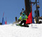 USASA Slalom Race yesterday on Conquest.