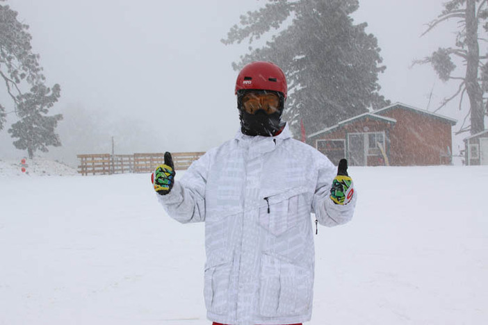 Two thumbs up for Mountain High.