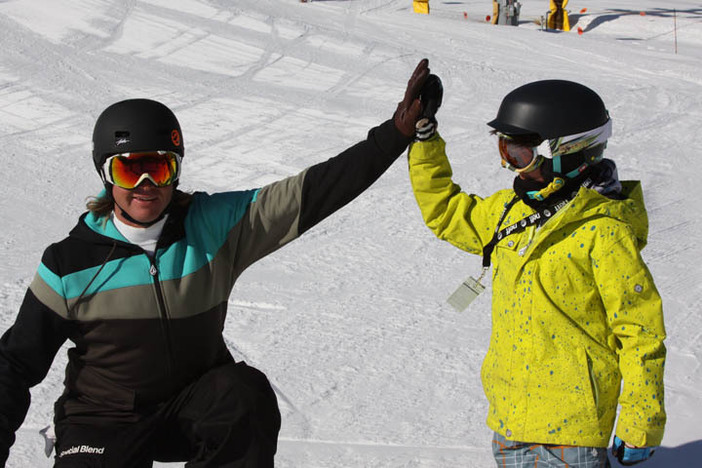 High Five Fridays at Mountain High.