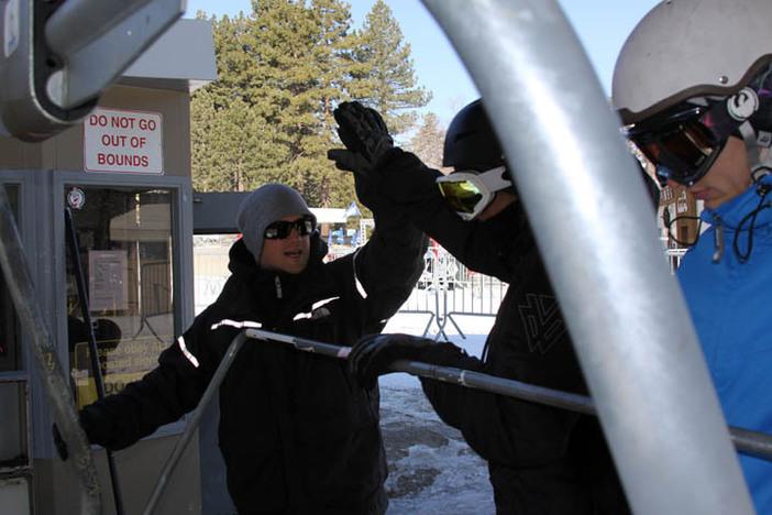 High Five Fridays at Mountain High!