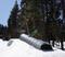 Big tail slide on the Corrugated Tube.