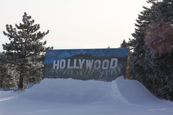 Come ride the Hollywood Wall ride.