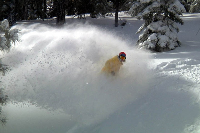 18 to 22 inches of new snow!!!