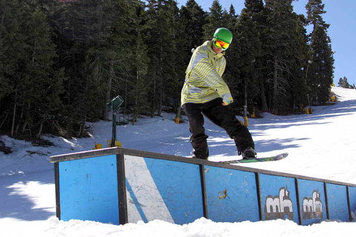 The park is still going strong with more than 40 fun features.