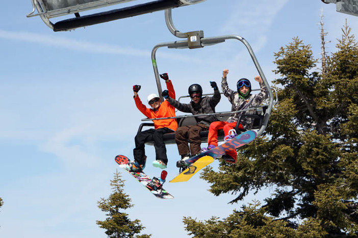 Celebrate the last days of the season at Mountain High.