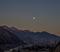 Super Moon First Light