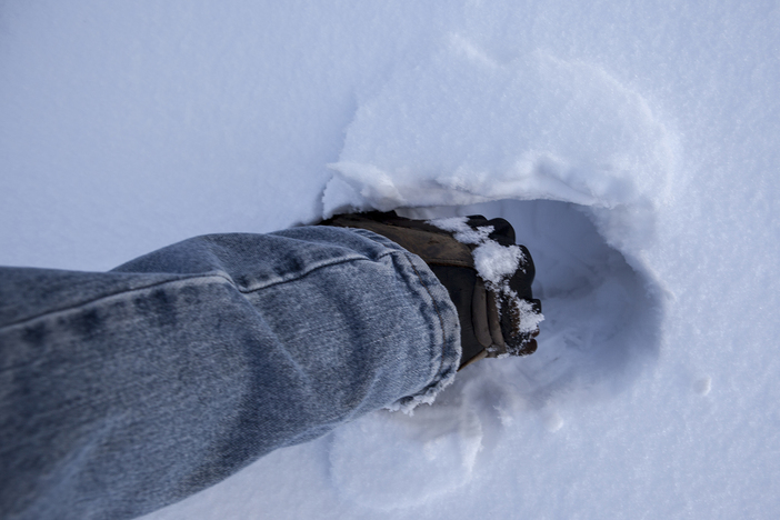 20161121_1st snow_Footprint_9202