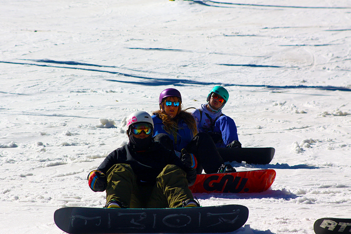 Group and private lessons are currently being offered through our Winter Sports School.