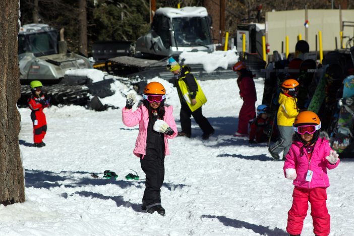 Winter Sports School is Open for all abilities ages 4 and up!