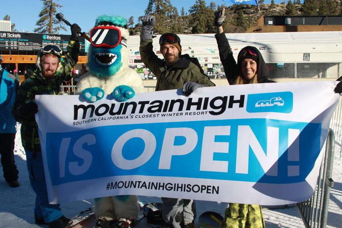 Now Open!!