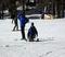 Winter Sports School's adaptive ski program.