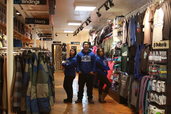 Get the latest Mountain High apparel in the Retail Shop