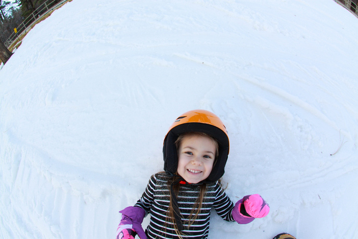 Learning to ski/snowboard is all about being willing to fall and get back up. Private Lessons available M-F.