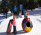The North Pole Tubing Park is open on a daily basis!