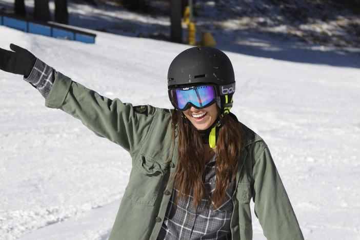 Loving the Snow!