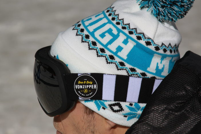 Get your Mountain High 16/17 commemorative beanie now available in the Retail store.