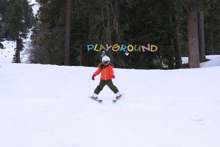 Kids love the playground.