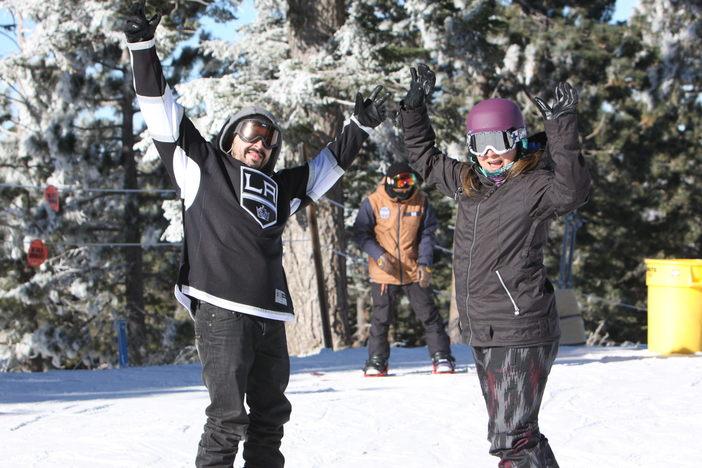 Loving life at Mountain High