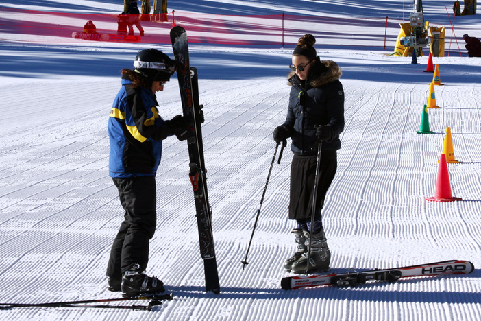 Winter Sports School offering both Private and Group Lessons.