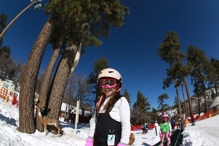 Drop the kids off in ski school today while you catch some hot laps on the mountain.