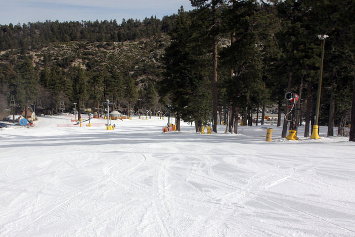 Get Here Early For Wide Open Runs to Get Your Carve on.
