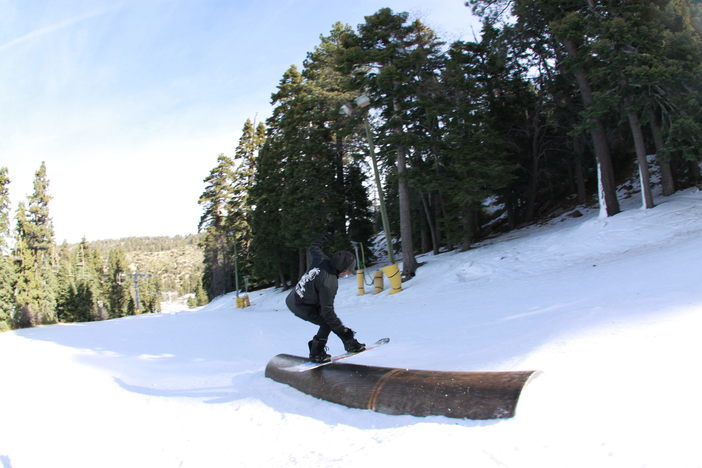 Everyone is loving the new lift tower jibs.
