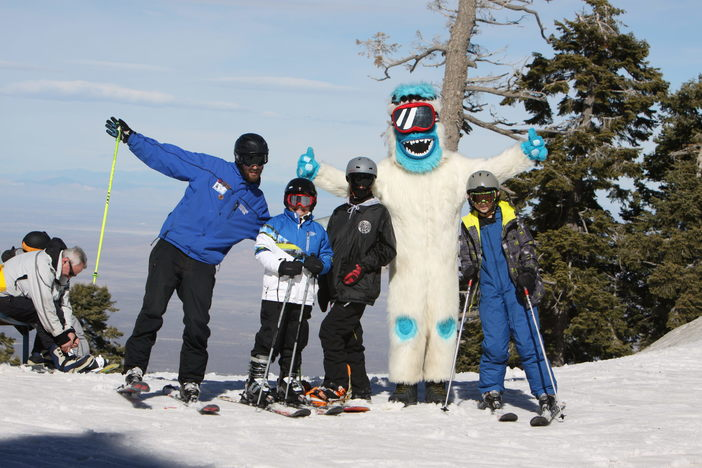 Tag your Yeti photos with #haveyouseenhim to be entered to win a season pass for next season.