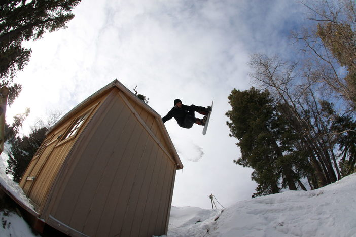 @needle_d with the hand drag off the roof shack.
