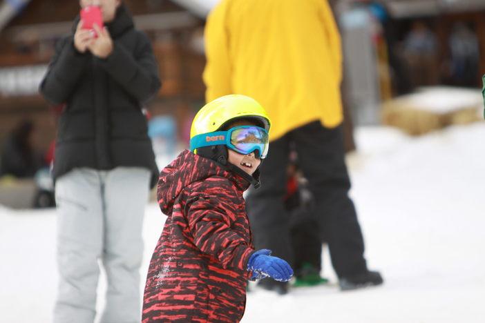 Winter Sports School is open 7 days a week.