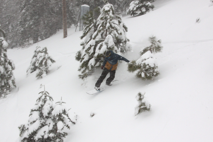 Carving up Silverspur.